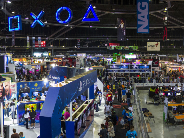Panoramic rAge Expo 2014
