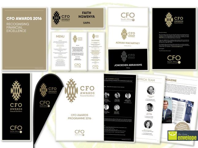 CFO Design Collage