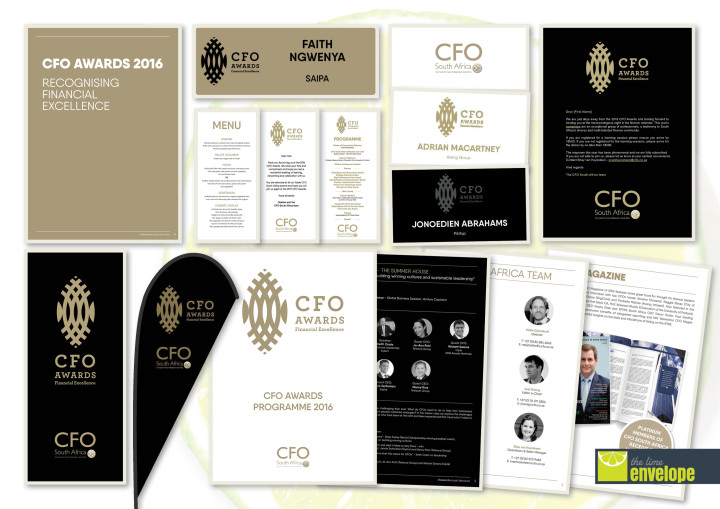 CFO Design Collage